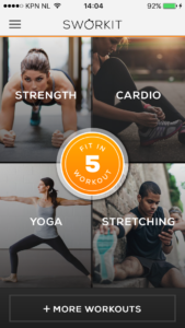 beste fitness apps iphone