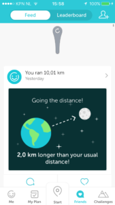 running app iphone android