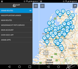 fiets apps iphone android