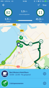 fietsapps iphone